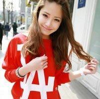 qq头像红色女生:因为爱你