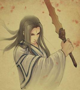 剑的QQ头像:悲伤的时候