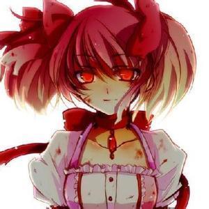 qq头像红色的:夜不能寐熬红了眼