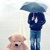 qq男生意境头像:爱情是朵小花