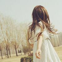 qq女生头像唯美意境:淡淡的想念