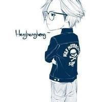 男生QQ头像素描的:你实在是太温
