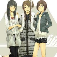 qq头像三姐妹:秋天是恋爱的季节