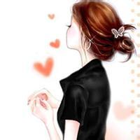 qq头像女生幸福:如果真的有鹊桥
