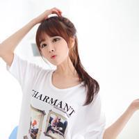 韩国qq头像女生时尚:我一定对你专心