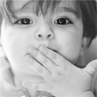 qq情侣头像小孩子可爱:我会忠诚于你