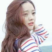 女生时尚qq韩国头像:一辈子是多少个天