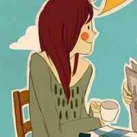 qq情侣卡通头像一对两张:岁月的流淌