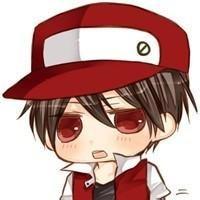 qq头像卡通可爱的萌男生:用关心