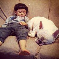 qq头像小孩可爱男生:别让我的梦醒得太早
