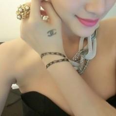qq头像女生带纹身的:我是你贴心的内衣