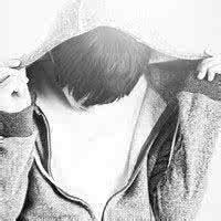 qq头像女生黑白戴帽子:再多的甜