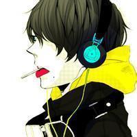耳机qq头像:如果没有人爱我们