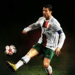 足球qq头像:在我们平凡的生命里