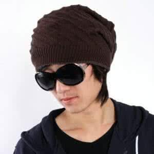 是QQ头像男生帽子幽默:如果我只能说三个字