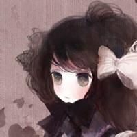 qq头像女生侧面伤感:当清风吹起你的发稍
