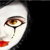 戴小丑面具的qq动态头像 男生:鲜花是大地的微笑