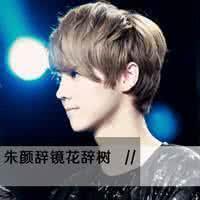 qq头像exo带字男生:海豚想给天使一个吻