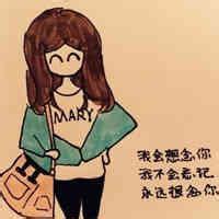 qq女生动漫头像带字:你又不会做饭