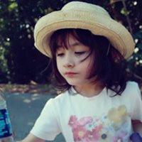 可爱头像女生小萝莉QQ头像:你是我的天空
