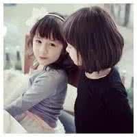 qq女生头像小孩萌萌哒:我是粽叶你是米