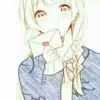 qq头像女生黑白可爱:温柔的问候