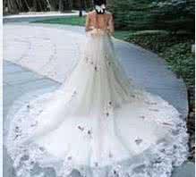 qq头像女生婚纱图片:你的回眸一笑