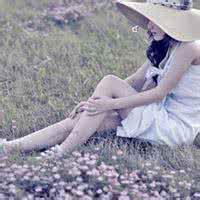 优雅qq头像:我曾有数不清的梦