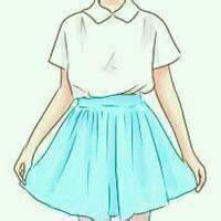 qq头像裙子:一天不见想念你