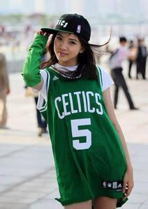 qq头像篮球衣女生:微笑是通向快乐的车票