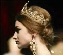 qq头像女生王冠