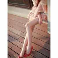 qq头像长腿:你是春天的一抹阳光