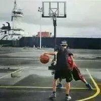 qq头像打篮球的:想牵着你的手