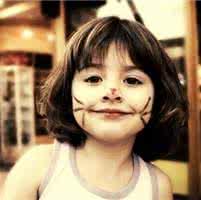 可爱的小孩子qq头像:我不会再逃避