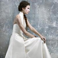 穿婚纱qq头像
