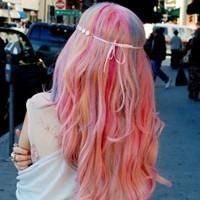 qq头像彩色头发:我心里埋藏着小秘密