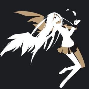 天使翅膀qq头像