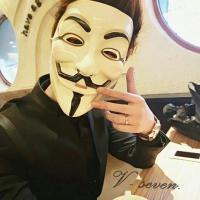 qq戴面具头像:这么多年来