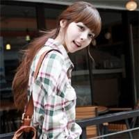 qq头像韩国时尚:房子可以小一些