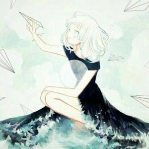 qq二次元动漫头像:你是我的天使
